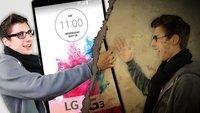 LG G3: Das Smartphone des Jahres? Nein! Doch! (Oooh)