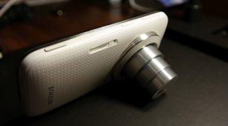 Samsung Galaxy K zoom im Hands-On