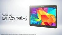 Samsung Galaxy Tab S 10.5: Leak offenbart weitere Details