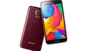 Samsung Galaxy S5 LTE-A ist offiziell