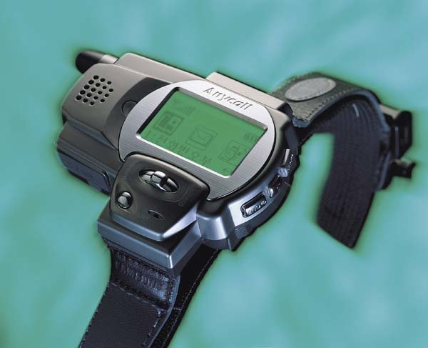 Samsung Electronics' first watch phone, Samsung SPH-WP10