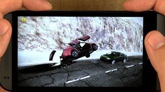 HTC One Mini 2: Gameplay