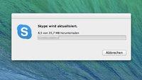 Skype für Mac: Alte Versionen bald nicht mehr unterstützt