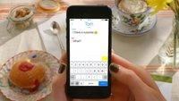 Snapchat hat 100 Millionen aktive Nutzer