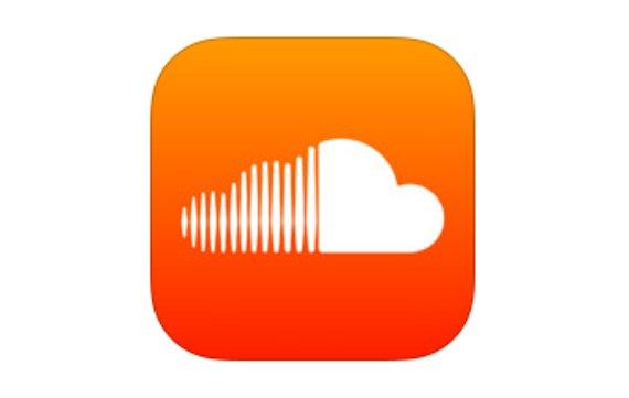 Soundcloud-App mit neuem Design, aber ohne Upload-Funktionen