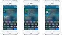 Siri-Vorschläge – wenn Siri Empfehlungen gibt