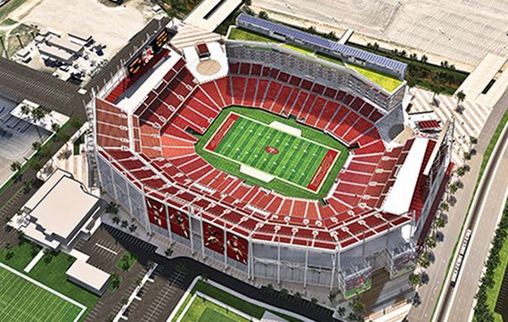 Apple, Google und Co. unterstützen Superbowl in San Francisco