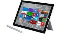 Microsoft: Suche MacBook, Biete Surface Pro 3