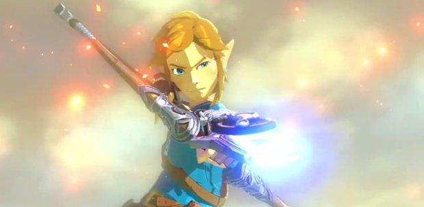 The Legend of Zelda: Erste Bilder zum neuen Teil, Open World