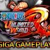 GIGA Gameplay: Endlich ein gutes One-Piece-Spiel! - One Piece Unlimited World Red