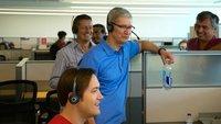 Tim Cook besucht neuen Campus in Austin, Texas