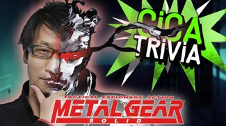 GIGA Trivia #50: Metal Gear