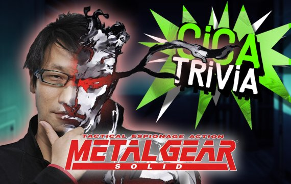 GIGA Trivia #50: Metal Gear
