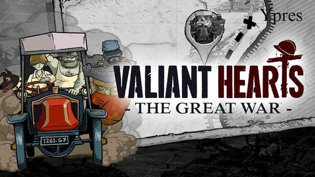 Valiant Hearts: Ab sofort auch für iOS verfügbar