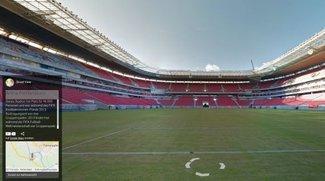 Alle 12 WM-Stadien in Google Street View besuchen
