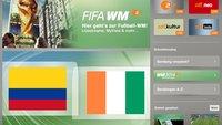 ZDF WM-Livestream jetzt aus vielen Perspektiven ansehen, so geht's