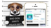 """Abgezockt im Apple App Store: """"TV Deutschland Pro"""" erstürmt die Charts (Warnung)"""