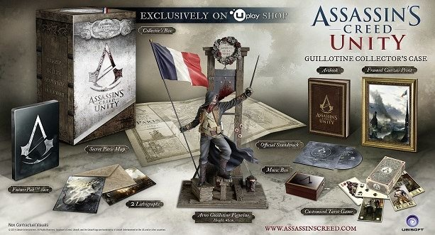 ac unity guillotine edition