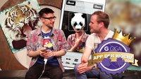 Werde Cro oder weck den Tiger in dir! - App der Woche - Animal Face