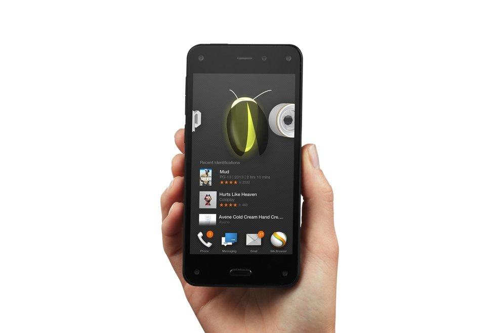 Amazon Fire Phone: Angeblich nur 35.000 Einheiten verkauft