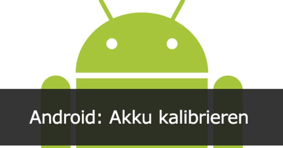 Turbo Android: Akku kalibrieren – so geht's AD46