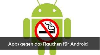 Rauchen aufhören mit Apps: 5 Helfer aus dem Play Store