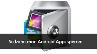 Apps Sperren Android