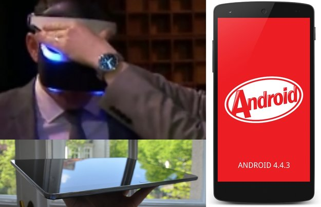 Android-Charts: Die Top 5+5 androidnext-Artikel der Woche (KW 23/2014)