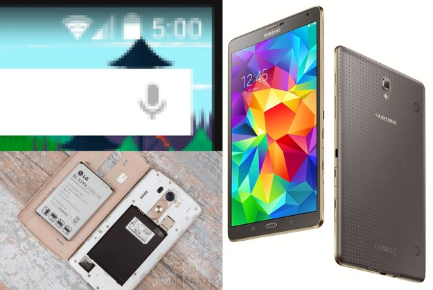 Android-Charts: Die androidnext-Top 5+5 der Woche (KW 24/2014)