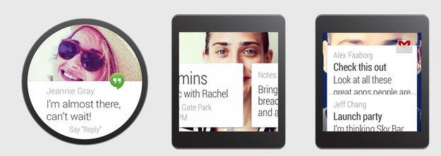 ASUS: Android Wear-Smartwatch soll gut aussehen und wenig kosten