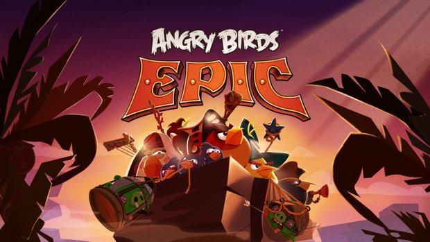 Angry Birds Epic jetzt im Play Store verfügbar