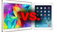 Vergleich: Samsung Galaxy Tab S 10.5 vs. Apple iPad Air