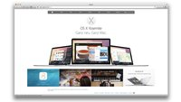 iOS 8 und OS X 10.10 Yosemite: Informationen jetzt auf Deutsch