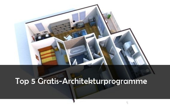 Architektur programm kostenlos herunterladen 5 gratis for Innenarchitektur software
