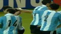 Holland – Argentinien: Wiederholung, Highlights und Elfmeterschießen im Video