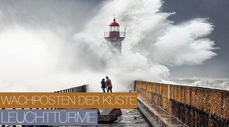 Leuchttürme - Majestätische Wachposten der Küste