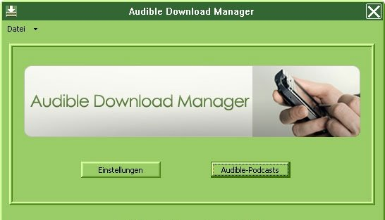 audible-manager