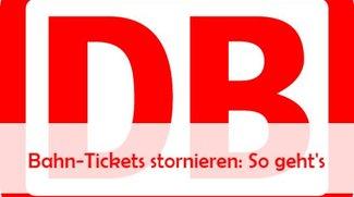 Bahnticket stornieren: So geht's online, am Schalter und per Telefon