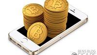 Apple erlaubt Bitcoin-Wallets im App Store
