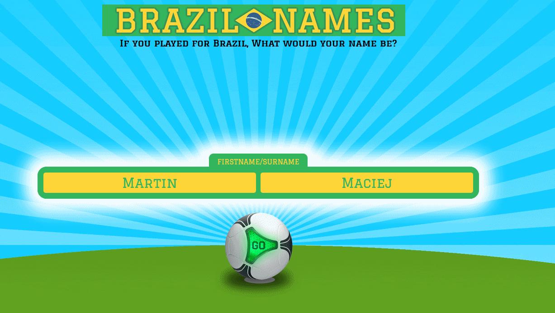 Fußball Namen Generator