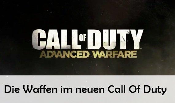 Call Of Duty: Advanced Warfare – Waffen im HighTech-Modus
