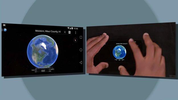 Chromecast-Neuerungen: Bildschirmübertragung vom Smartphone, Nutzung ohne WLAN [Google I/O 2014]