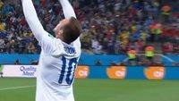 Costa Rica - England in der Zusammenfassung: Abschiedsspiel für die Three Lions