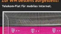 3GB Datenflat im Telekom-Netz für nur 4,99 € (mit HotSpot-Nutzung)