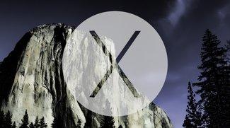 """OS X Yosemite Beta 2: """"Dark Mode"""" lässt sich aktivieren"""