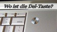 Die Del-Taste: Wo man sie findet, was sie kann