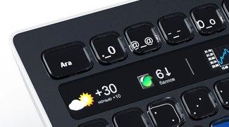 Apple-Keyboard: Display-Tasten in Zukunft möglich