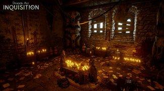 Dragon Age - Inquisition: Neue Bilder zweier Regionen