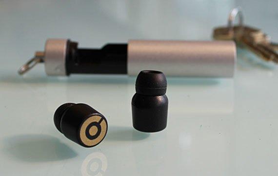 Earin: Die kleinsten, kabellosen In-Ear-Kopfhörer brauchen deine Unterstützung
