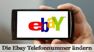 Bei Ebay die Telefonnummer ändern - so klappt's